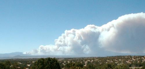 cerro grande fire 2000