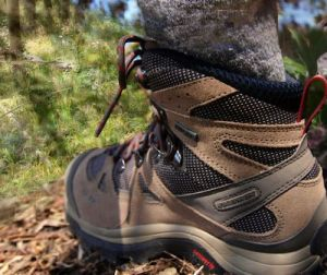 New Mexico hiking boot